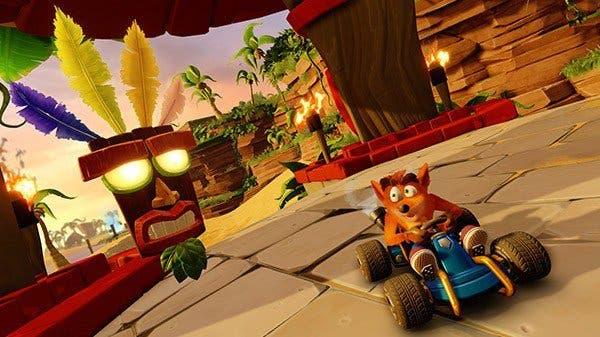 Comparativa de rendimiento de Crash Team Racing Nitro-Fueled entre las diferentes consolas