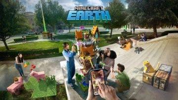 Presentado Minecraft Earth, un juego de realidad aumentada para dispositivos móviles 2