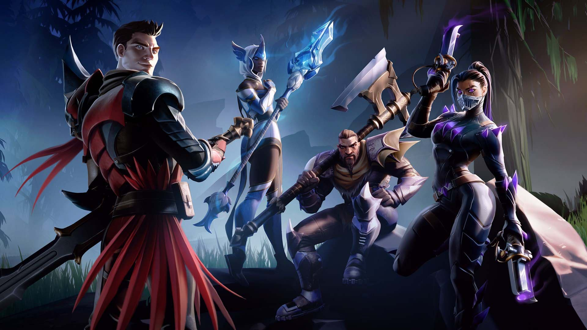 El cross-play de Dauntless entre Switch y Xbox One ya está disponible 6