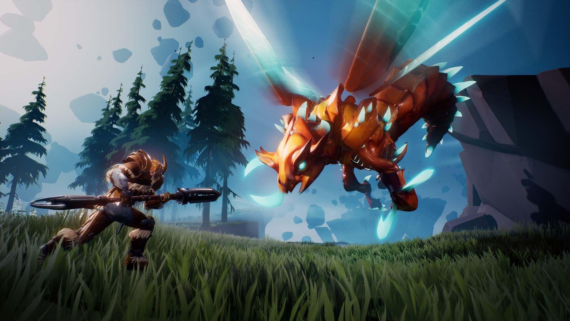 El free-to-play Dauntless añade gran cantidad de contenido en su última actualización, The Scorched Earth 3