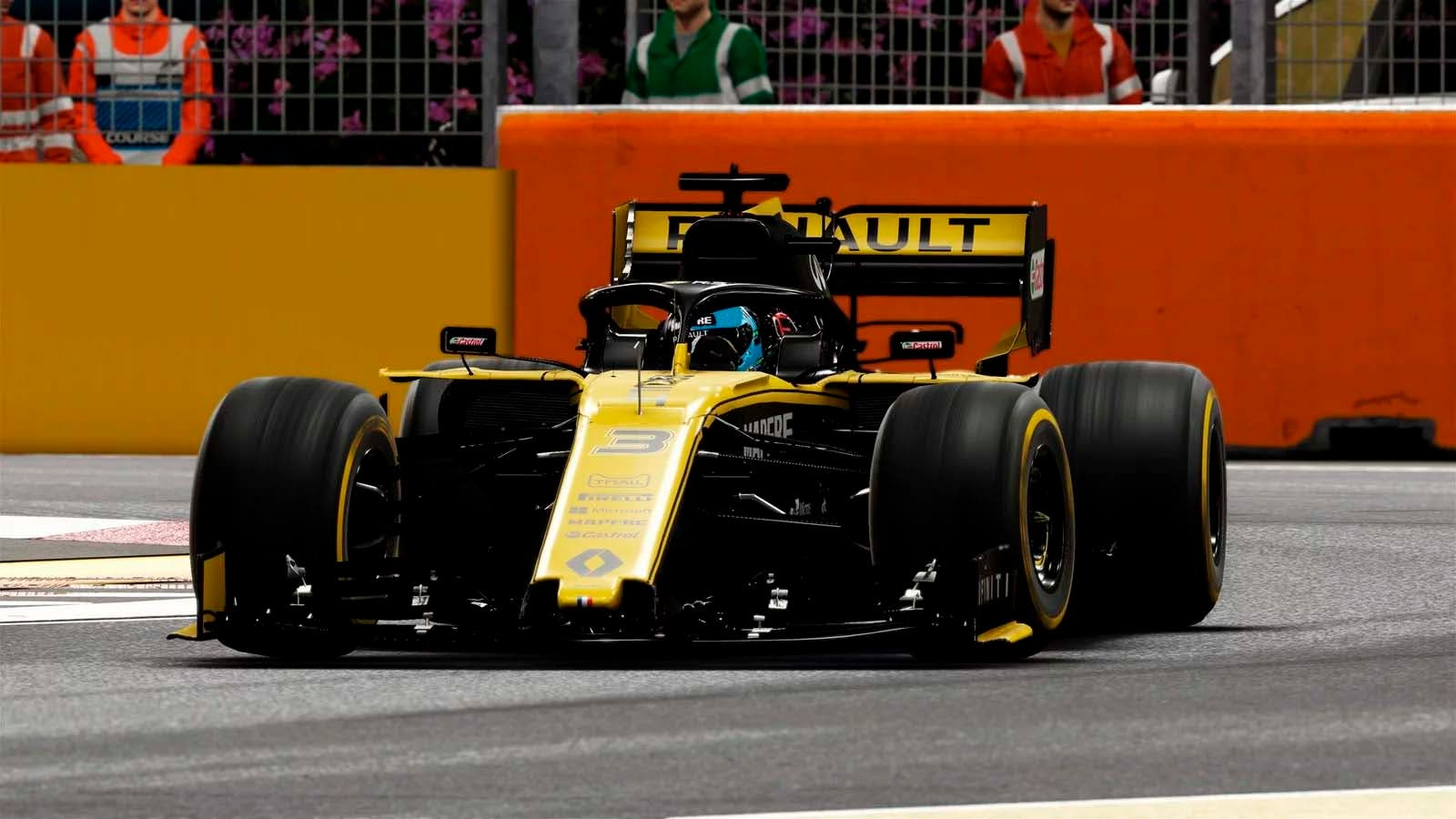 Completo análisis de rendimiento y comparativa de F1 2019 en consolas