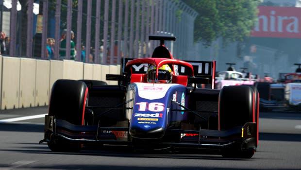 Nuevos gameplays de F1 2019 exponen Monaco de noche y la IA 1