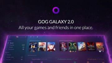 Microsoft se asocia con GOG para GOG Galaxy 2.0 2