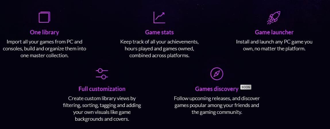 GOG se actualiza como GOG Galaxy 2.0 llegando también a consolas 2