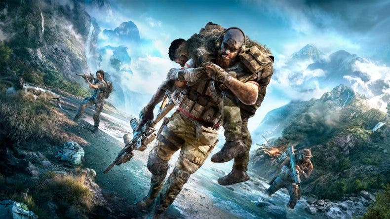 Tom Clancy's Ghost Recon: Breakpoint detalla su tamaño de descarga en Xbox One 1