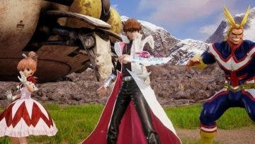 Se confirma la fecha de llegada de Biscuit, Kaiba y All Might a Jump Force 10