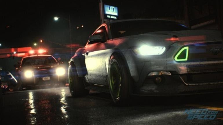 El nuevo Need for Speed hará regresar la rivalidad entre pilotos callejeros y policías 1