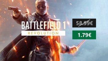 Consigue Battlefield 1: Revolution y Battlefield 1943 por menos de 2€ 2