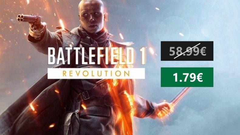 Consigue Battlefield 1: Revolution y Battlefield 1943 por menos de 2€ 1
