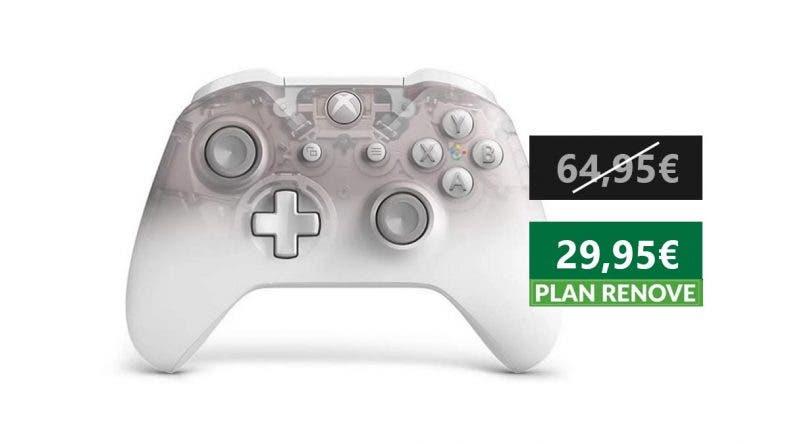 Renueva tu mando y hazte con el Phantom White Edición Especial por 29.99€ 1