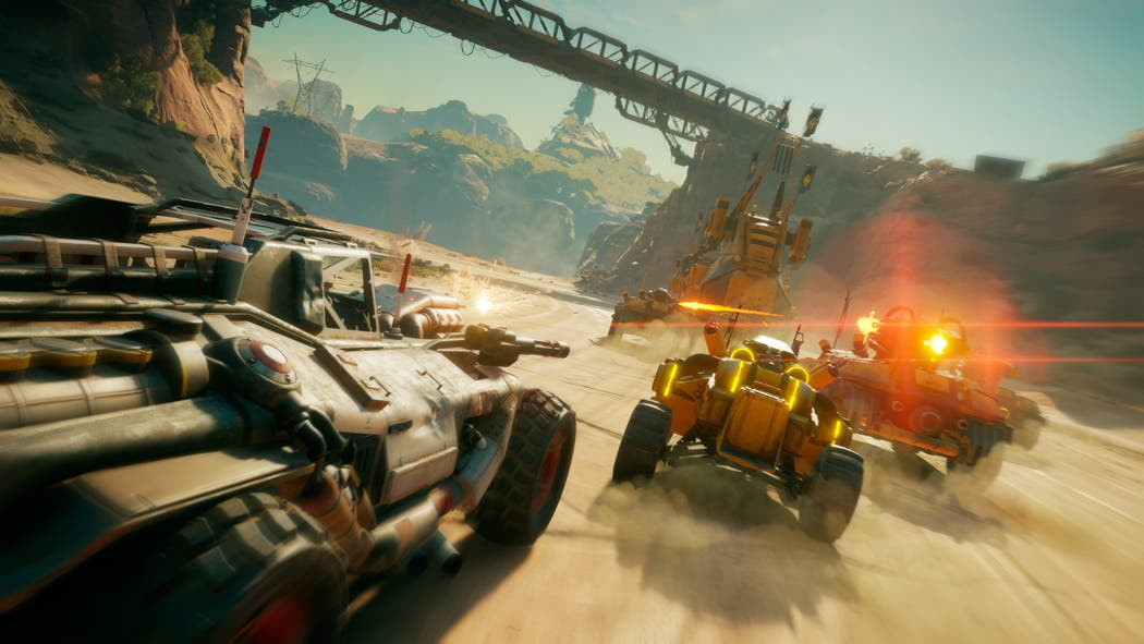 La Epic Games Store ofrecerá Rage 2 gratis la próxima semana 1
