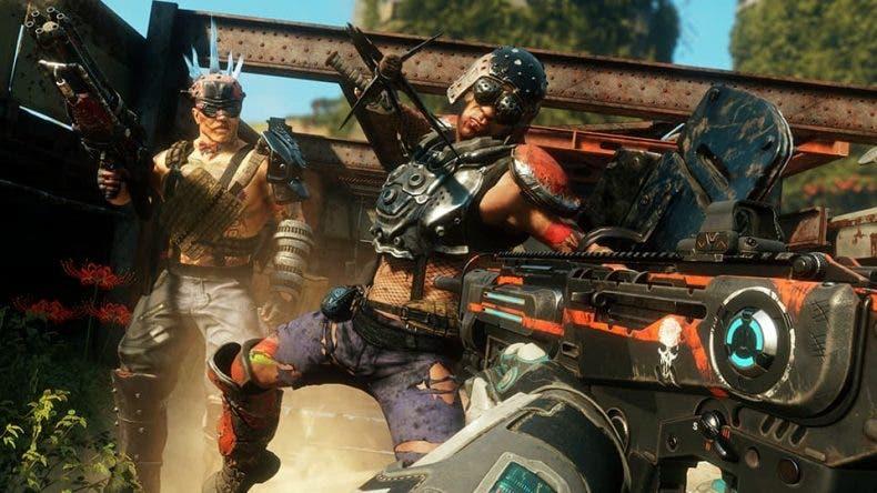 El desarrollo de Rage 2 ya ha terminado, confirma su resolución y rendimiento en Xbox One X 1