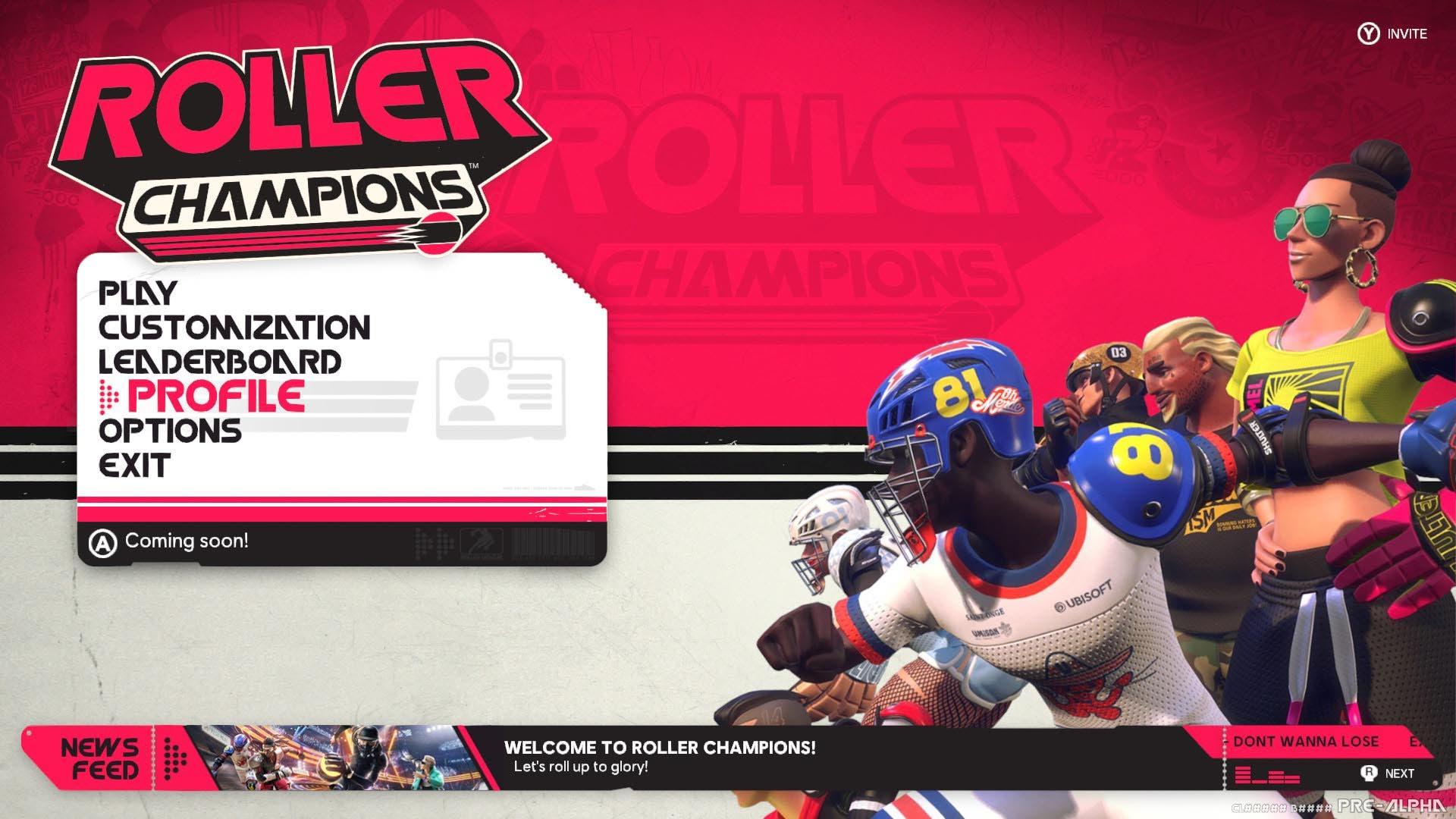 Nueva información describe la nueva IP de Ubisoft, Roller Champions 2