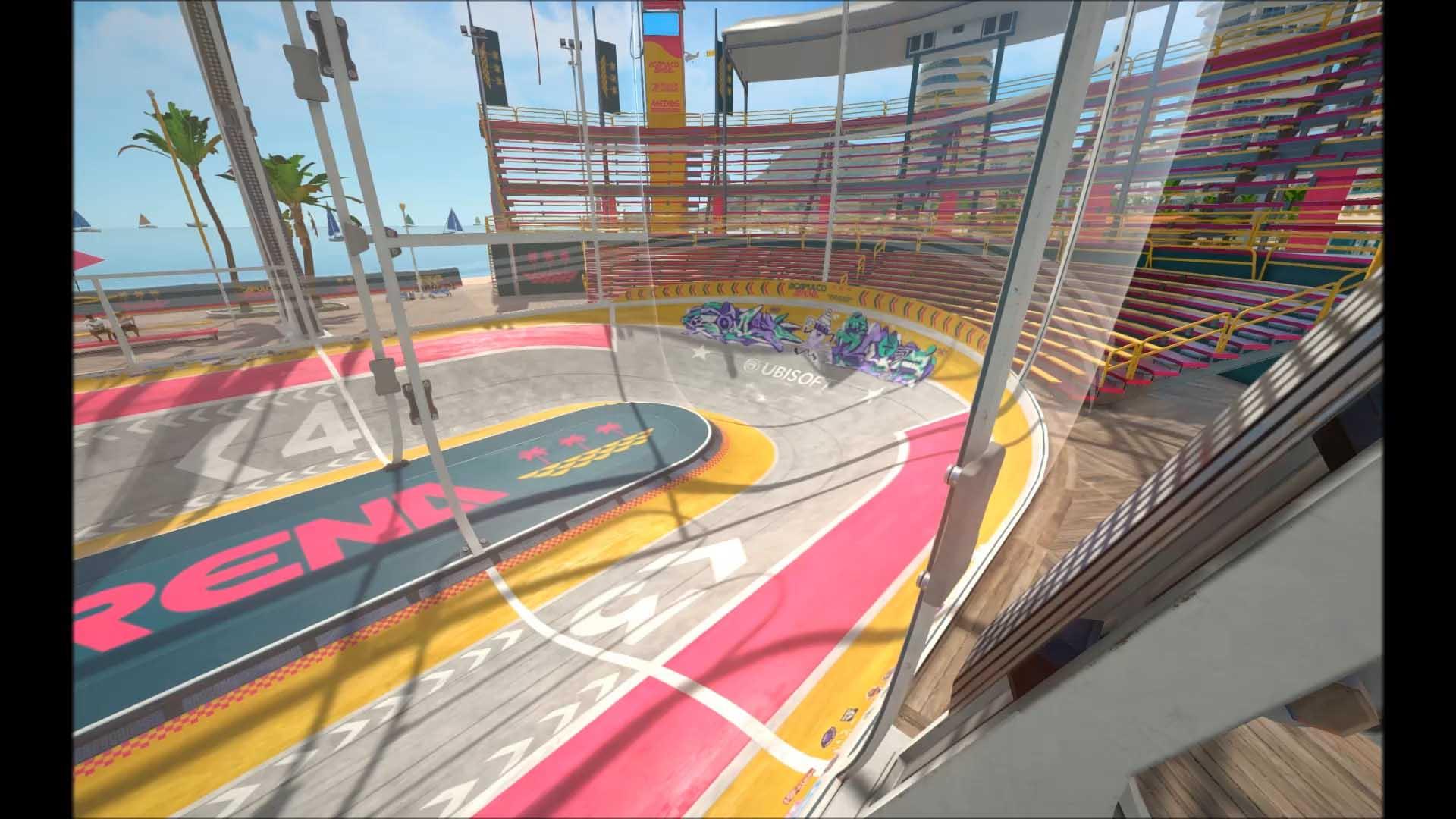 Nueva información describe la nueva IP de Ubisoft, Roller Champions 4