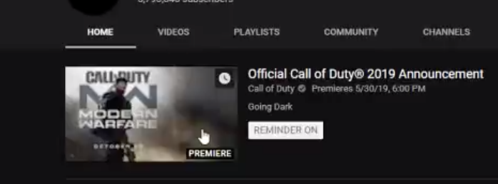 Se filtran el nombre, logo y fecha de salida del nuevo Call of Duty 2