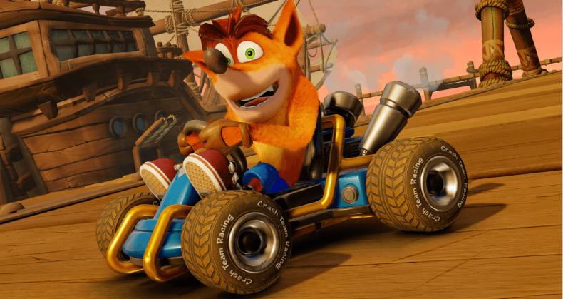 Nuevos detalles de Crash Team Racing Nitro Fueled 1
