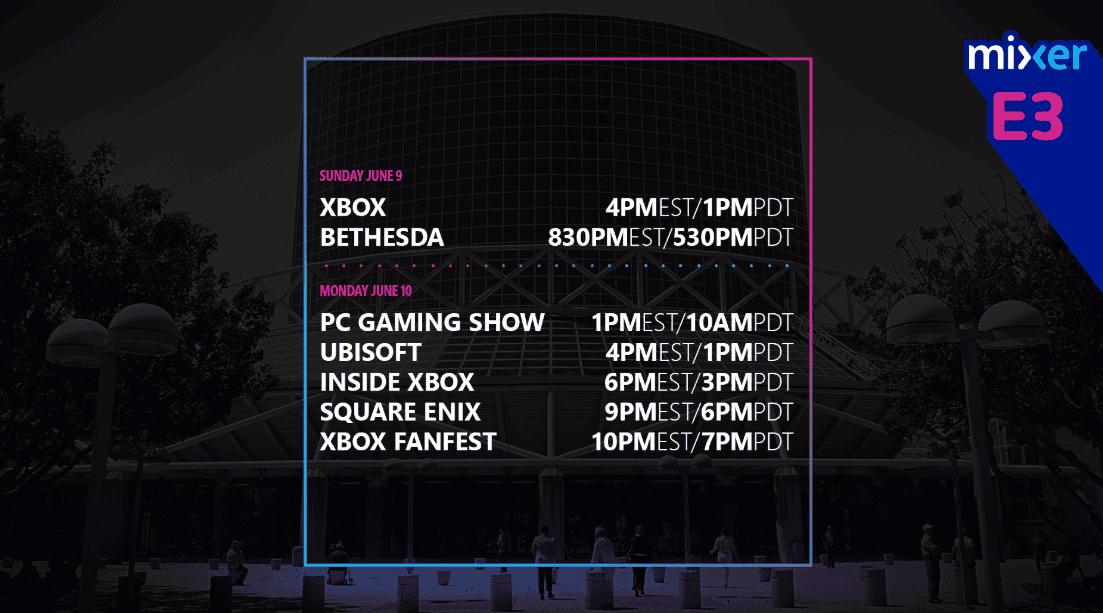 ¿Dónde ver el E3 2019 en directo el próximo día 9 de junio? 2
