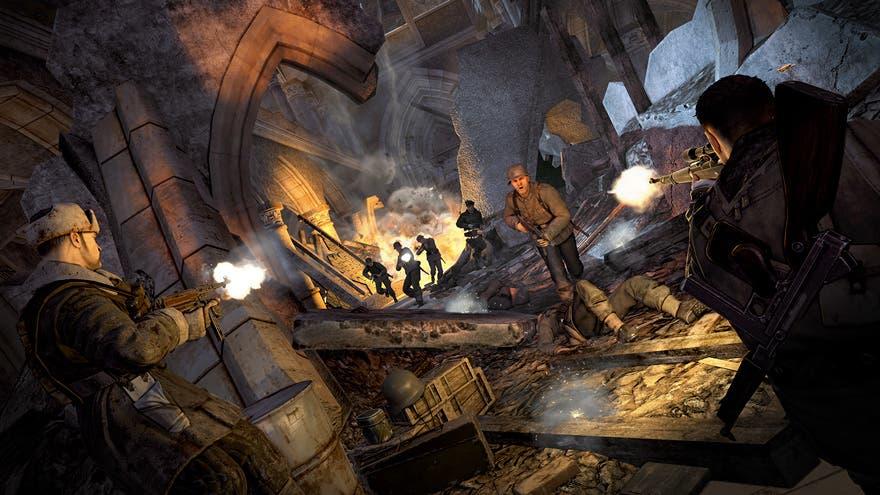 Análisis de Sniper Elite V2 Remastered - Xbox One 3