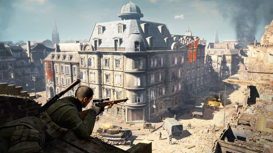 Análisis de Sniper Elite V2 Remastered - Xbox One 2