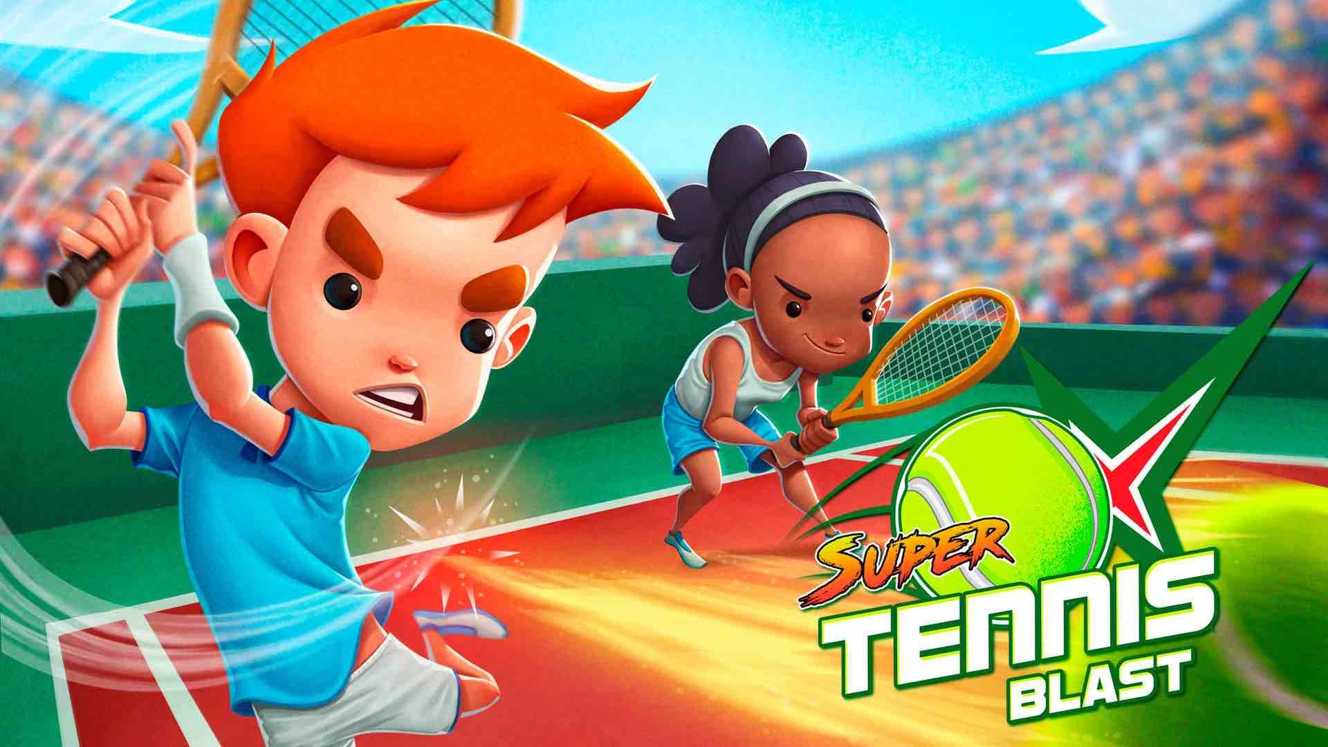 Análisis de Super Tennis Blast - Xbox One 4