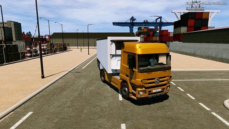 Truck Driver se muestra en un extenso gameplay de su versión final 1