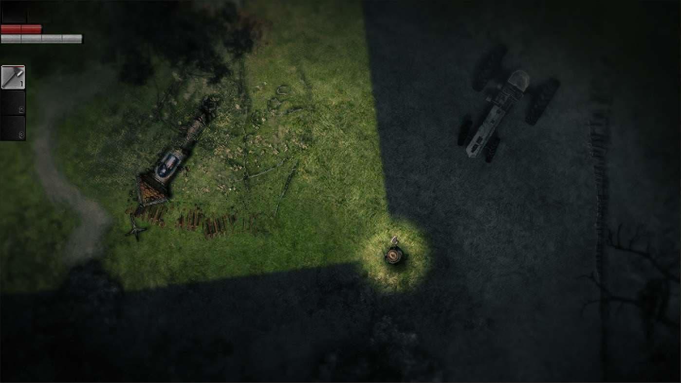 Análisis de Darkwood - Xbox One 2