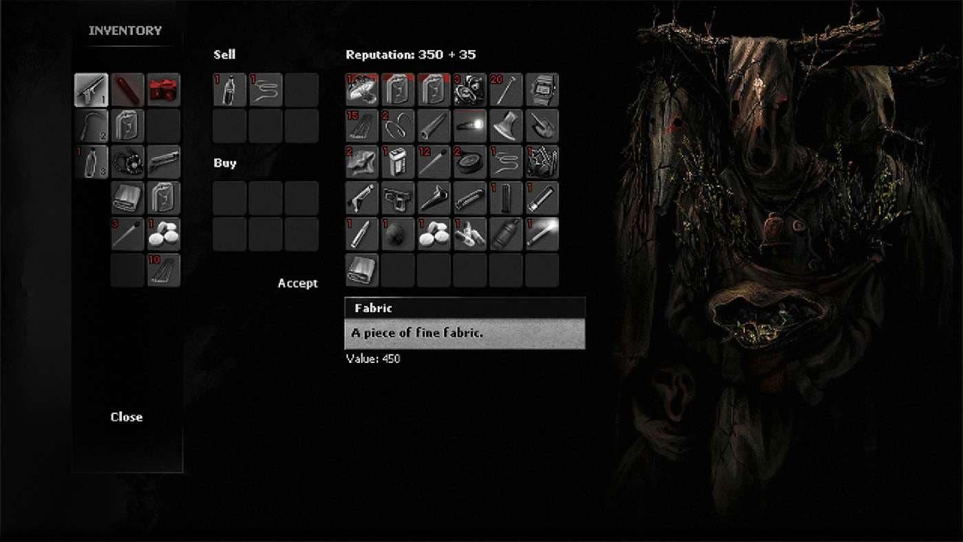 Análisis de Darkwood - Xbox One 3