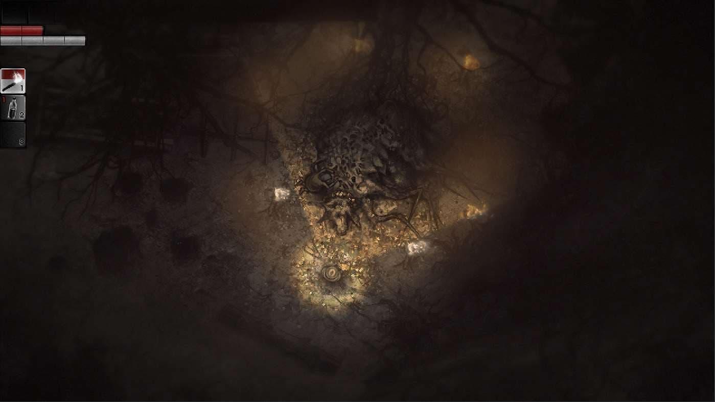 Análisis de Darkwood - Xbox One 4