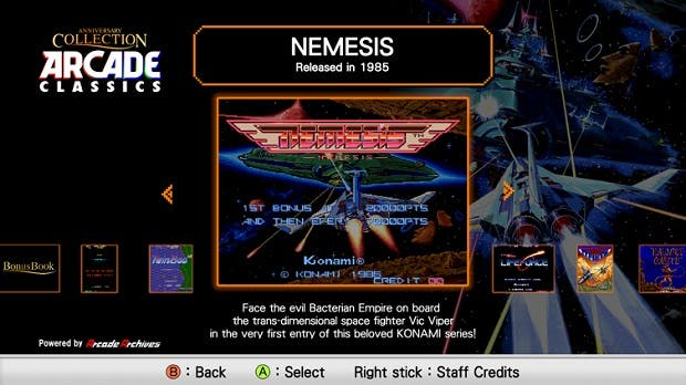 Análisis de Arcade Classics Anniversary Collection - Xbox One 4