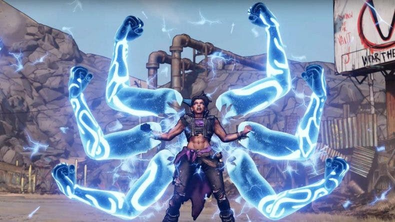 Borderlands 3 confirma 4K y 60fps en Xbox One X 1