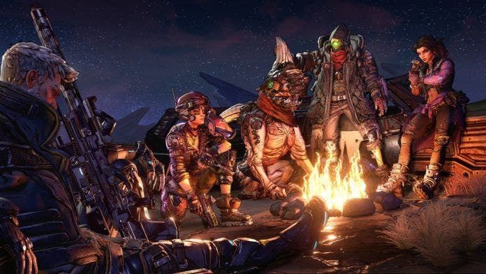 Borderlands 3 no ofrecerá juego cruzado en su lanzamiento 1