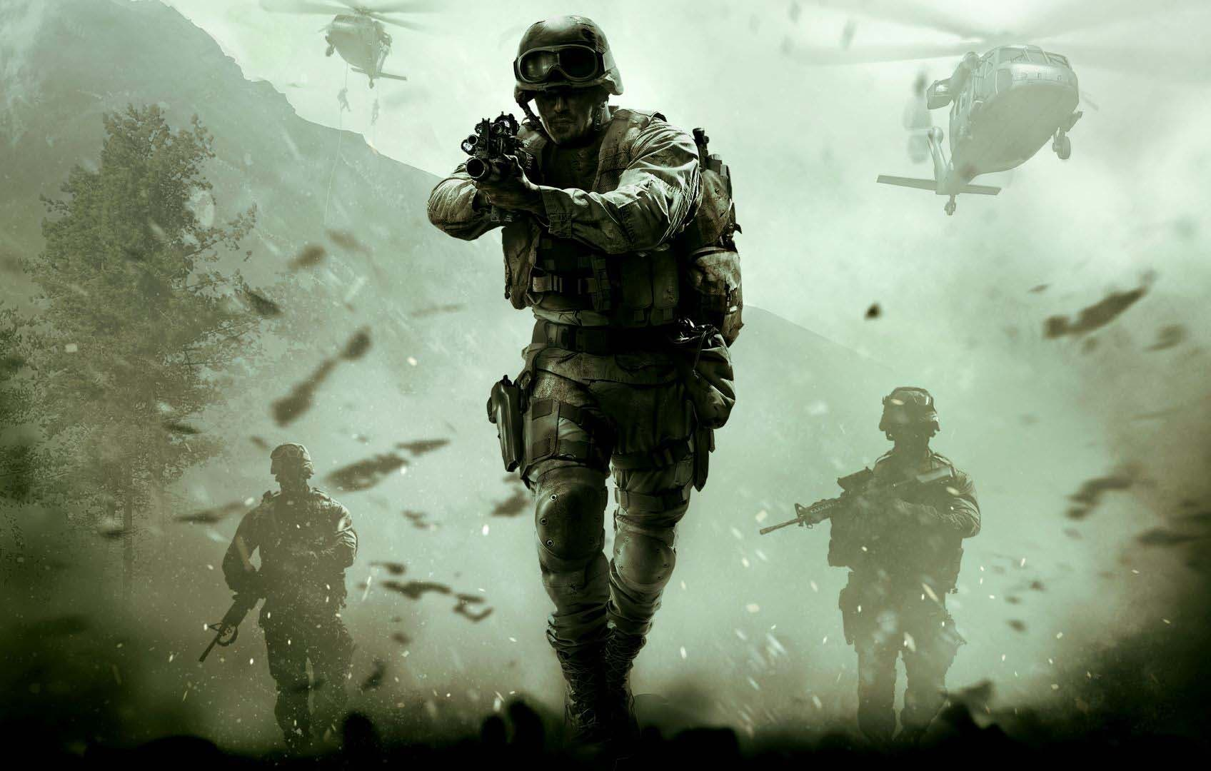 Desarrolladores de Call of Duty: Modern Warfare vuelven a Infinity Ward 1