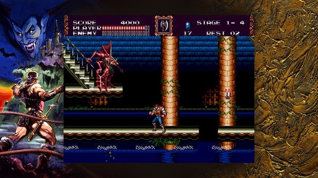 Análisis de Castlevania Anniversary Collection - Xbox One 5
