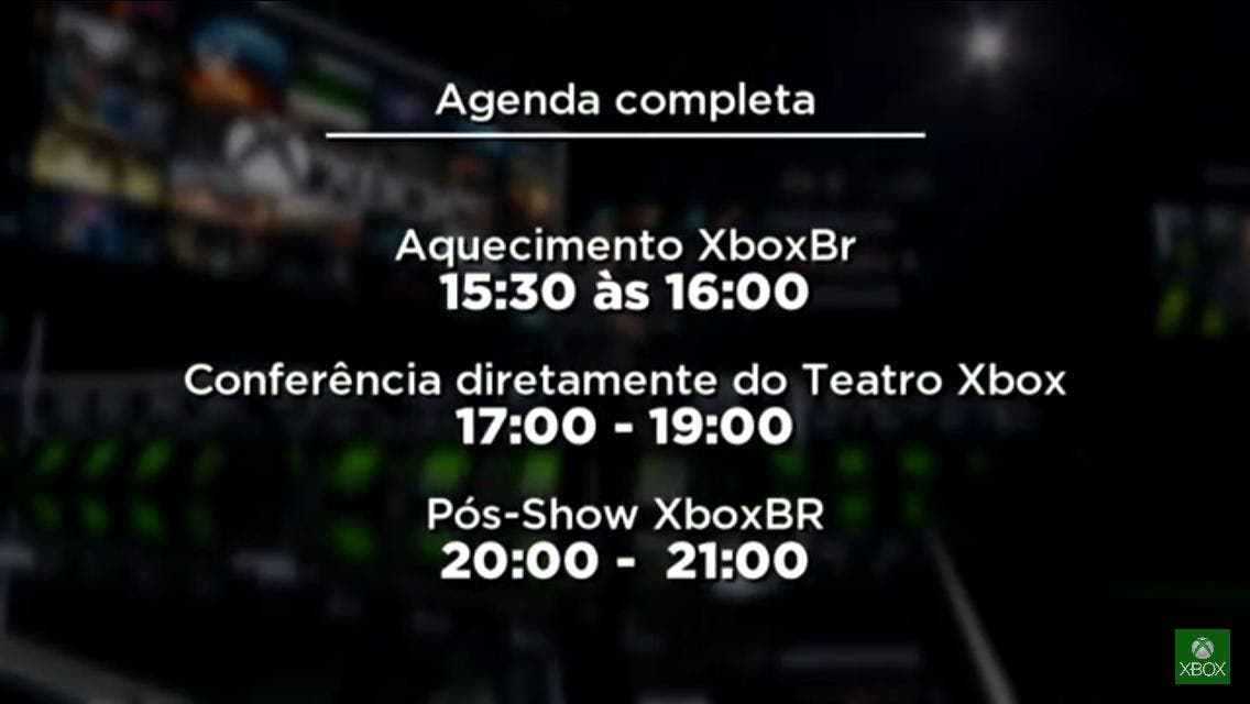 Ya conocemos la duración de la conferencia de Xbox en el E3 2019 1