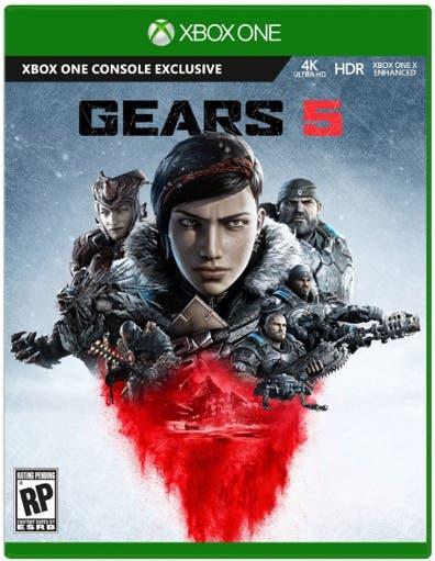Se filtra la portada de Gears 5, con un inesperado regreso 2