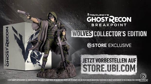 Filtrado Ghost Recon Breakpoint, nuevo juego de la saga de Ubisoft 2
