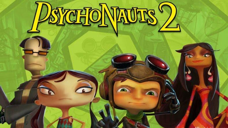 Psychonauts 2 tendrá presencia en el E3 2019 1