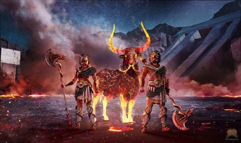 Este es el contenido que llegará durante mayo a Assassin's Creed Odyssey 1