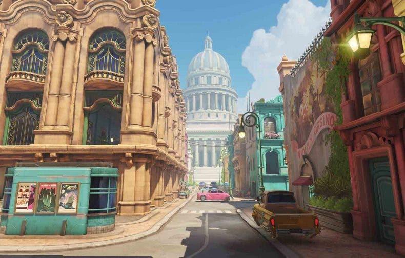 Ya disponible La Habana, el nuevo mapa de Overwatch 1
