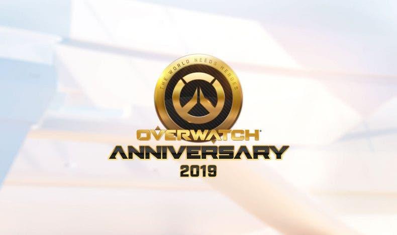 Overwatch se prepara para un evento por su tercer aniversario 1