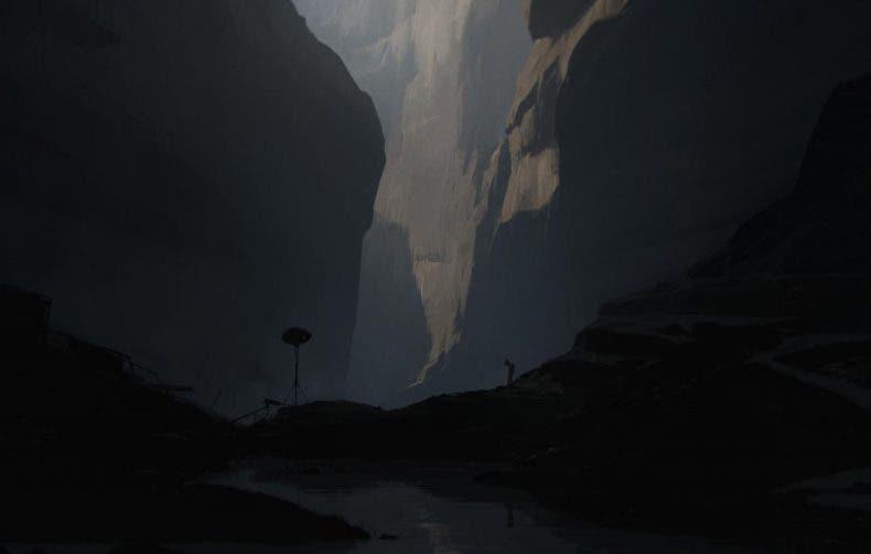 Salen a la luz artes conceptuales del nuevo juego de los creadores de Inside y Limbo 1