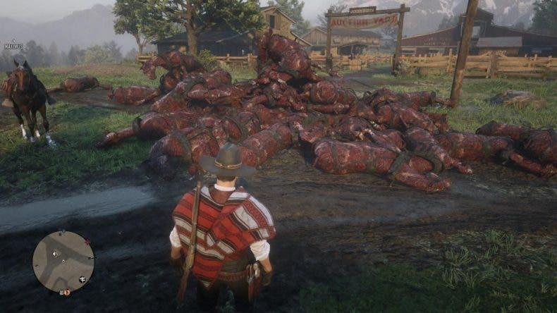Red Dead Online se llena de caballos muertos: ¿Bug o acción macabra? 1
