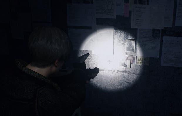 Así es el easter egg de Resident Evil 2 que homenajea a Twin Peaks 1