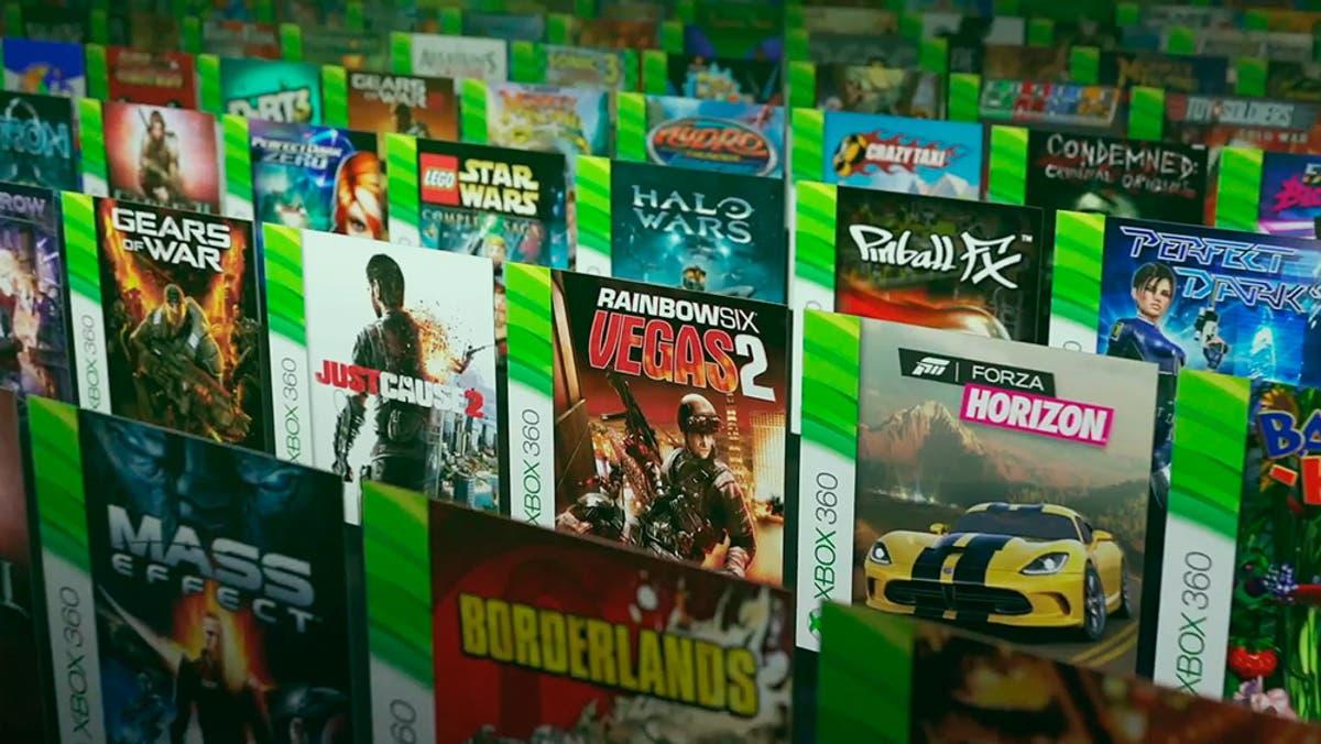 Todos Los Juegos Retrocompatibles En Xbox One Lista Actualizada