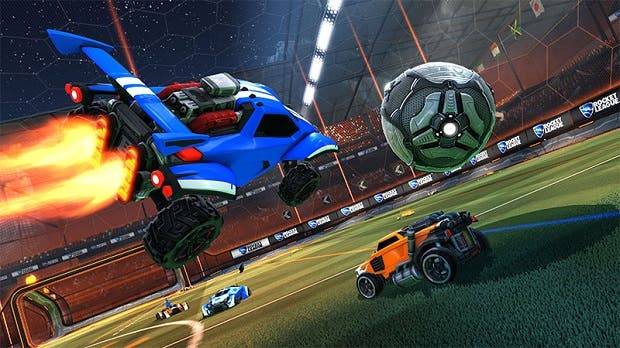 Rocket League rompe récords después de volverse gratuito 5