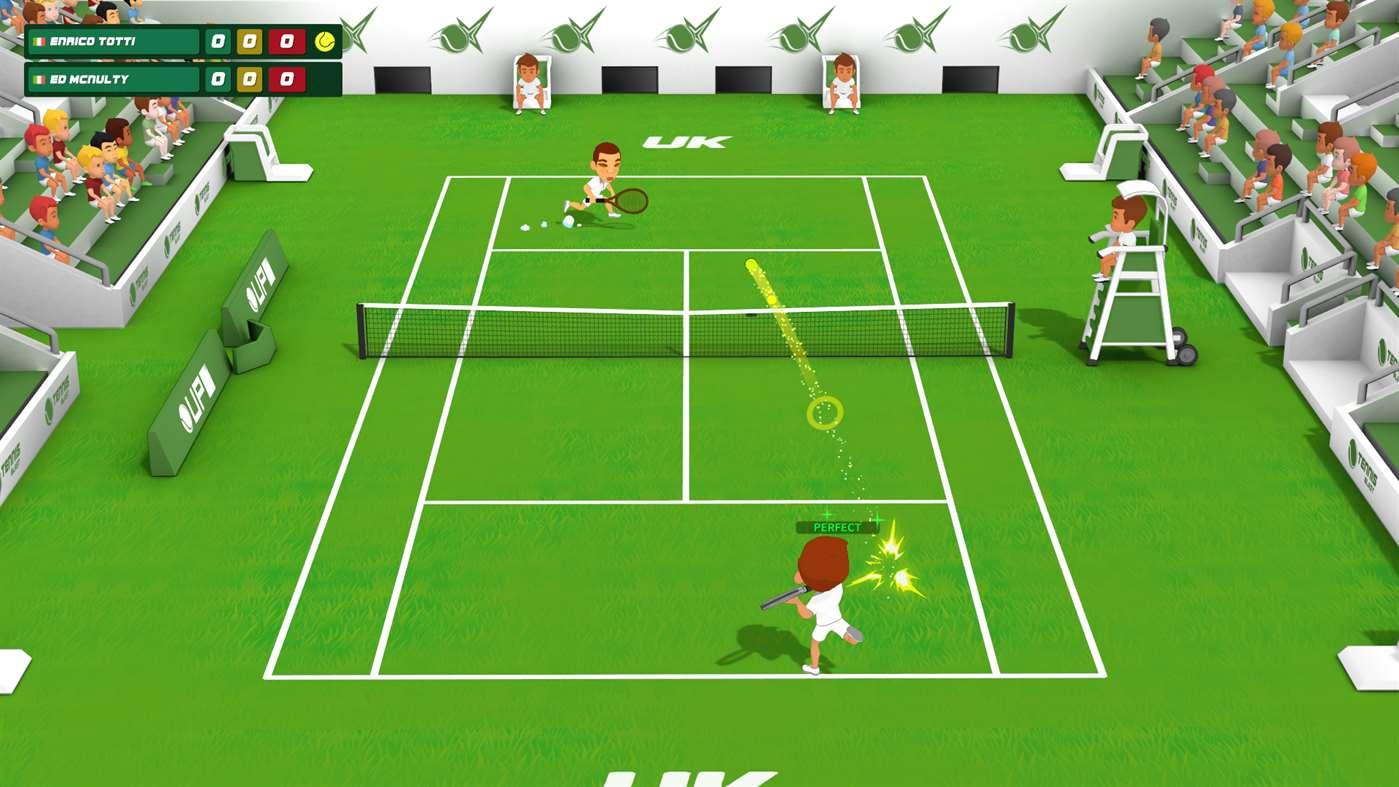 Análisis de Super Tennis Blast - Xbox One 2
