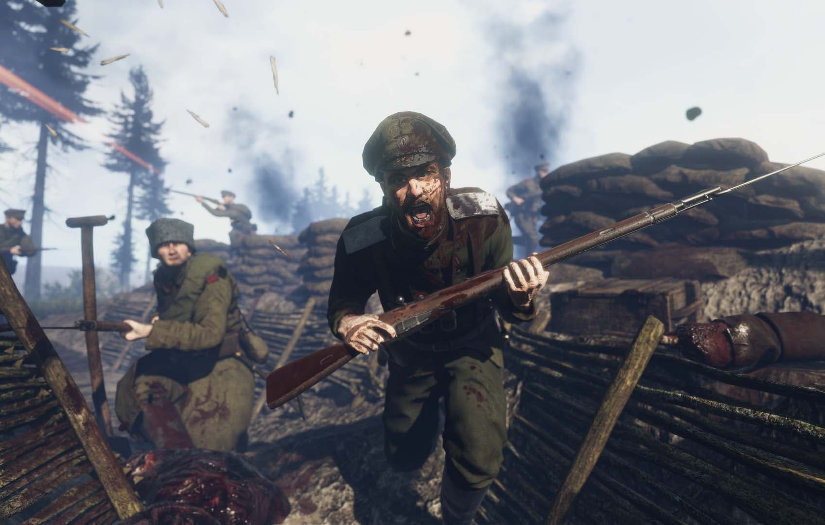 Tannenberg, el shooter de la Primera Guerra Mundial, ya tiene fecha para Xbox One 3