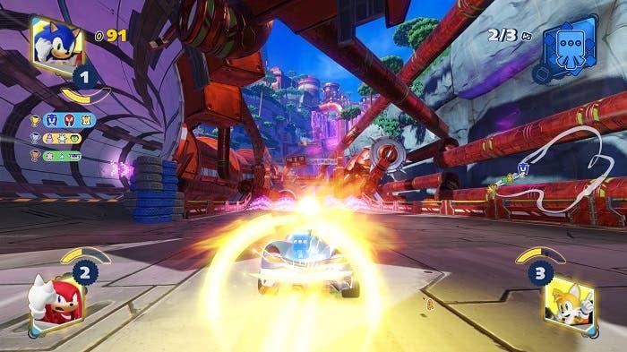 Análisis de Team Sonic Racing - Xbox One 1