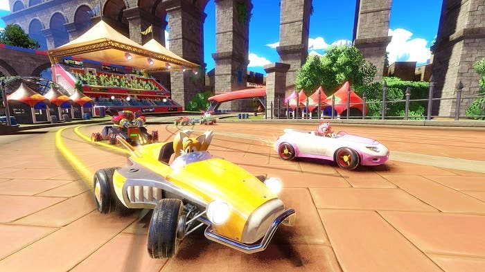 Análisis de Team Sonic Racing - Xbox One 3