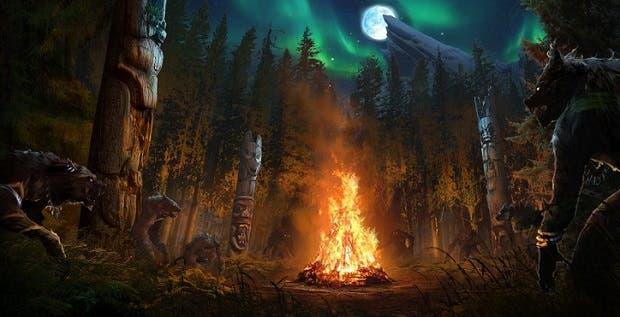Werewolf: The Apocalypse-Earthblood expone su primer gameplay 2